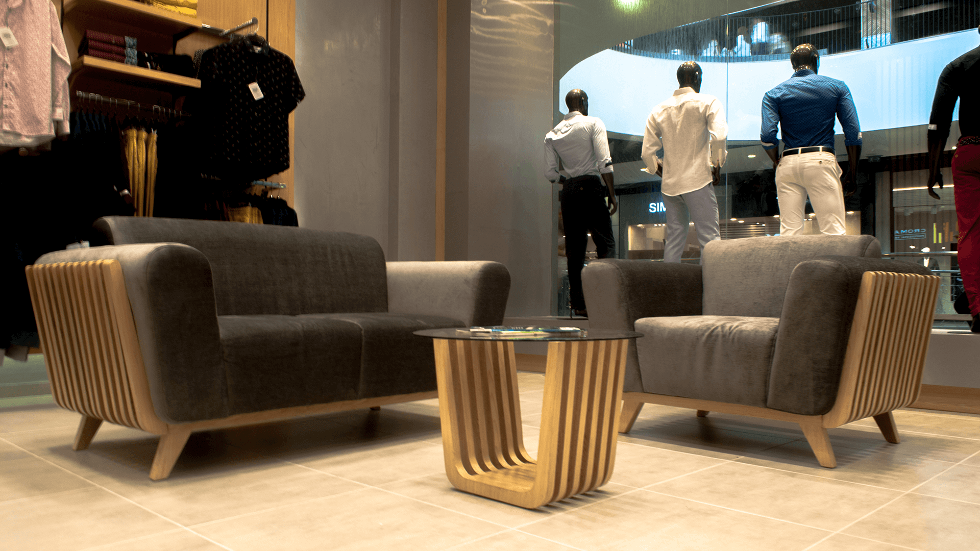 Retail y Visual - Acotar Group